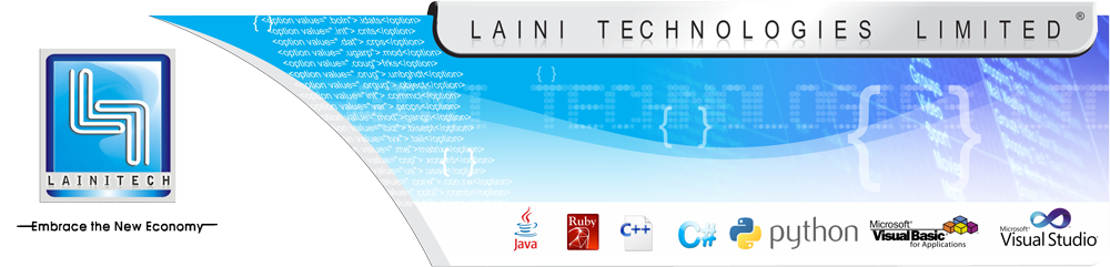 Welcome to Laini Technologies